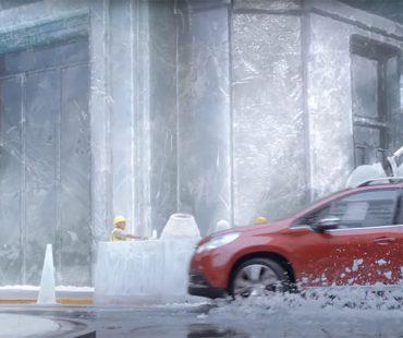 """Peugeot 2008 – """"Ice City"""""""